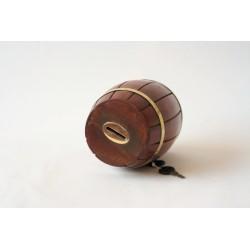Wooden Money Box / Piggy Bank