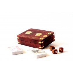 Playing Cards and Dice Set