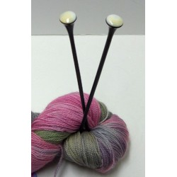 Rose Wood Knitting Needles - 3mm