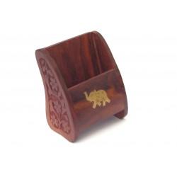 Wooden undercut Elephant